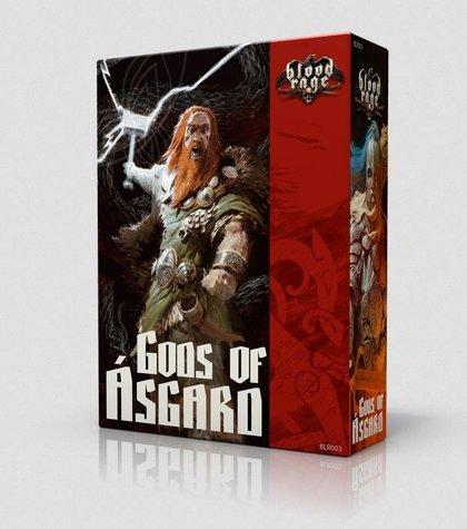Blood Rage: Bogowie Asgardu PORTAL (CMON)