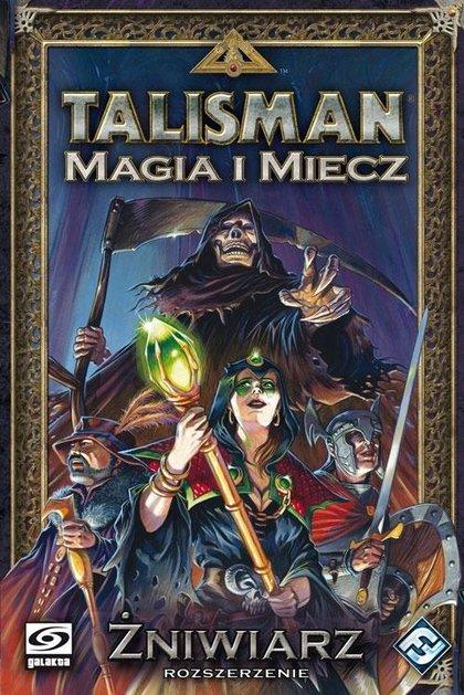 Talisman: Magia i Miecz - Żniwiarz GALAKTA