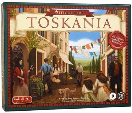 Viticulture: Toskania (gra planszowa)