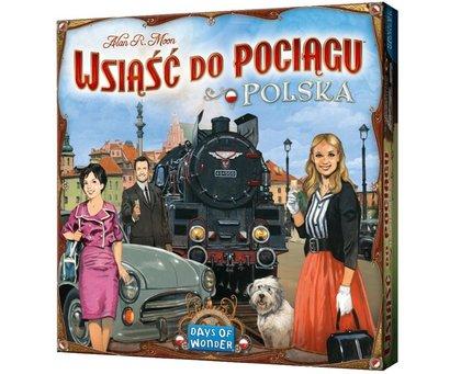 Wsiąść do pociągu: Polska REBEL