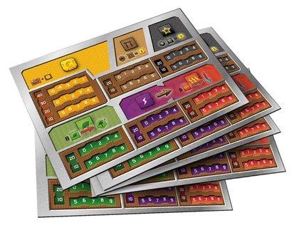 Terraformacja Marsa - Zestaw 5 plansz graczy REBEL
