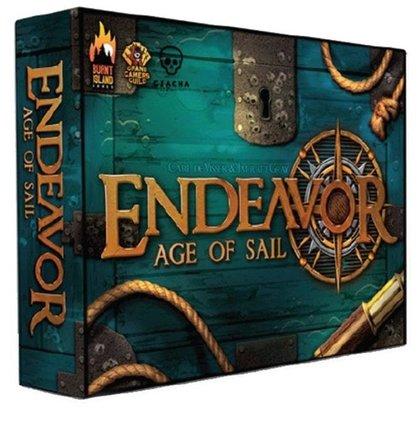 Endeavor - Age of Sail + 6 kart promocyjnych