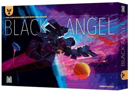 Black Angel (edycja polska) REBEL