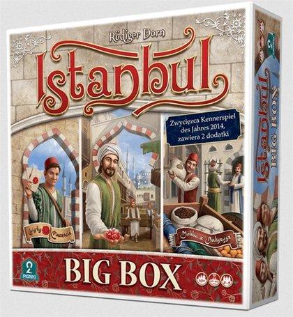 Istanbul Big Box PORTAL