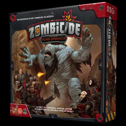 Zombicide Najeźdzca: Tajne Operacje (gra planszowa)