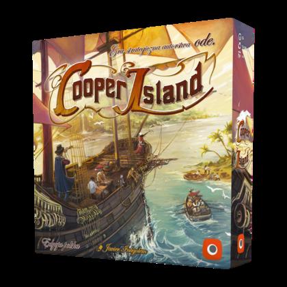 Cooper Island (gra planszowa)