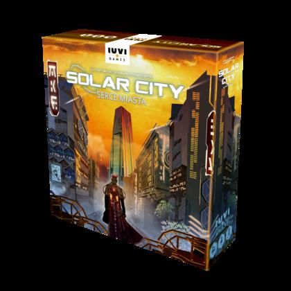 Solar City: Serce Miasta (gra planszowa)