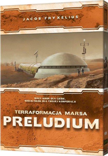 Terraformacja Marsa: Preludium REBEL
