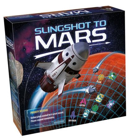 Slingshot to Mars