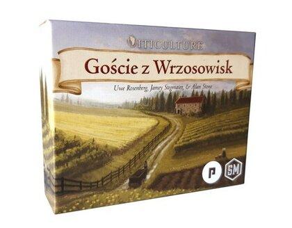 Viticulture Goście z Wrzosowisk