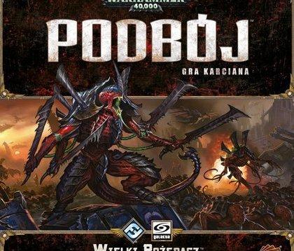 Warhammer 40.000 Podbój: Wielki Pożeracz (Gra Karciana)