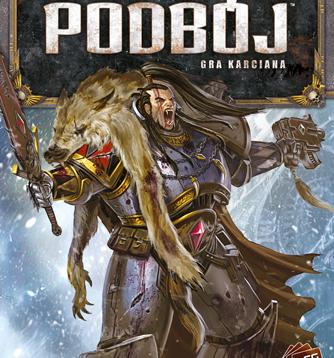 Warhammer 40.000 Podbój: Skowyt Czarnogrzywego (Gra Karciana)