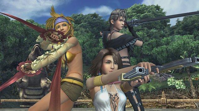 Final Fantasy X/X-2 HD (Switch)