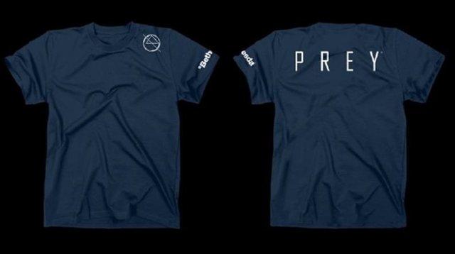 Koszulka Prey GRATIS