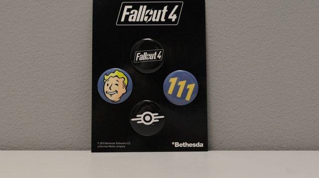 Fallout 4 pins Bonus!