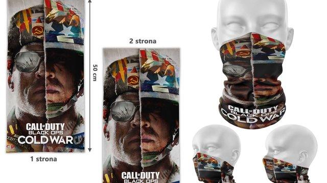 Call of Duty: Black Ops Cold War - Komin