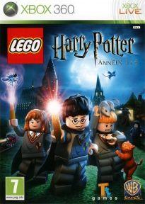 Lego Harry Potter: Lata 1-4 (X360)
