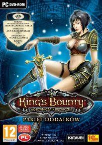 King's Bounty Wojownicza Księżniczka: Pakiet Dodatków (PC) PL