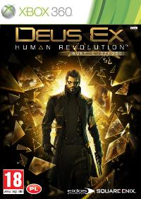 Deus Ex: Bunt Ludzkości (X360) PL + Wybuchowy Pakiet DLC