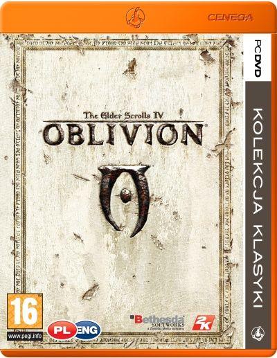 Elder Scrolls IV: Oblivion PL