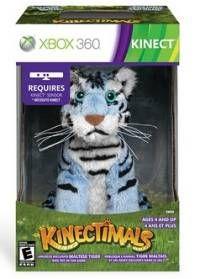 Kinectimals (X360) PL + bonus - Edycja Limitowana