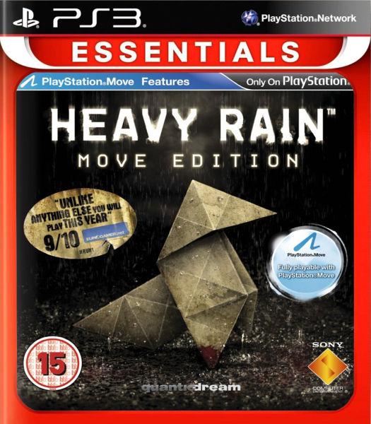 Heavy Rain Essentials (PS3) ANG