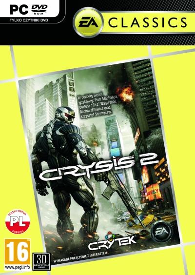 Crysis 2 (PC) PL/ANG EA Classics