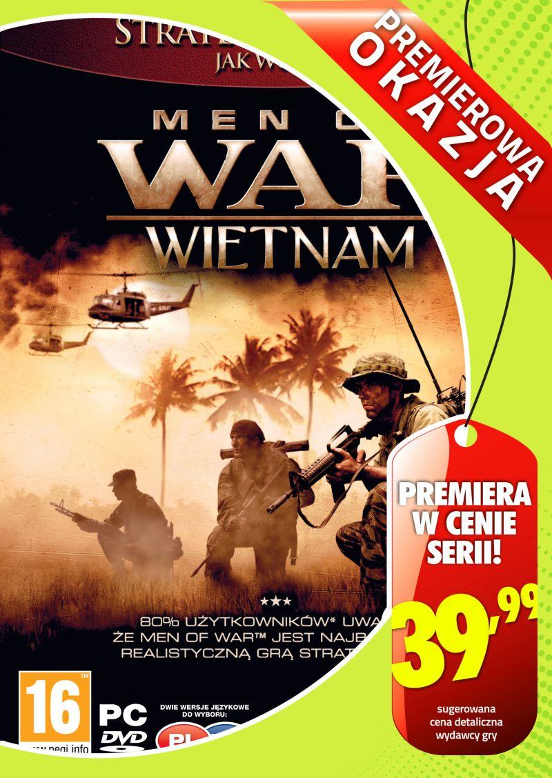 Men of War Wietnam (PC) PL