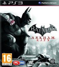 Batman Arkham City Essential (PS3) PL