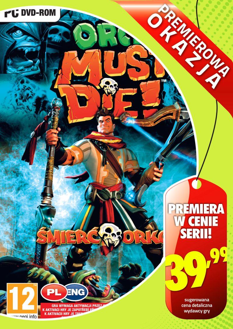 Orcs Must Die!: Śmierć Orkom! (PC)