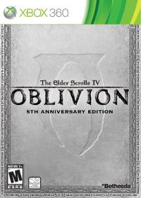 Elder Scrolls IV: Oblivion 5th Anniversary Edition (X360)