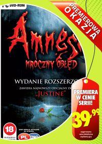 Amnesia: Mroczny Obłęd Wydanie Rozszerzone (PC) PL