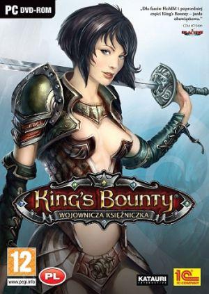 King's Bounty Wojownicza Księżniczka (PC) PL DIGITAL