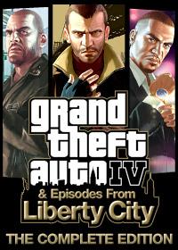 Grand Theft Auto IV Complete Edition (PC) DIGITAL