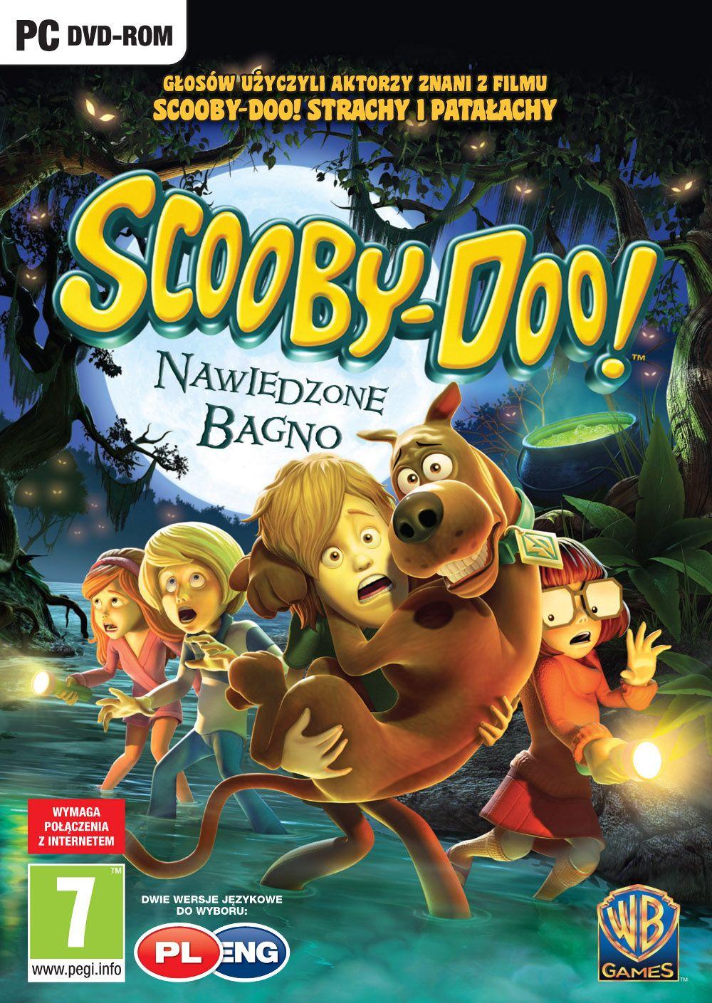 Scooby Doo: Nawiedzone Bagno (PC) PL