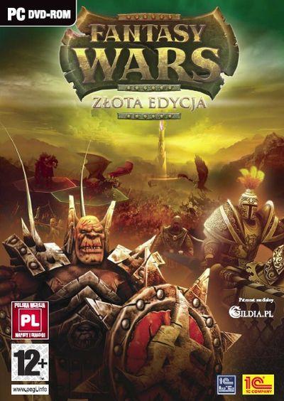 Fantasy Wars Złota Edycja (PC) PL DIGITAL