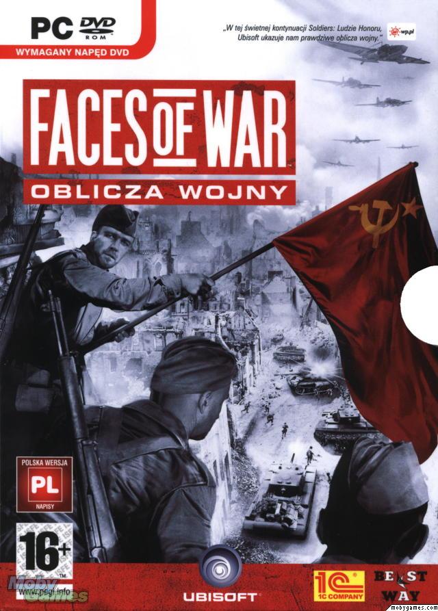 Faces of War: Oblicza Wojny (PC) PL DIGITAL