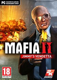 MAFIA II DLC: Jimmy's Vendetta (PC) PL klucz Steam