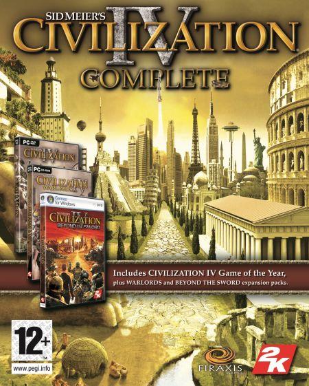 Sid Meier's Civilization IV The Complete Edition (PC) klucz Steam