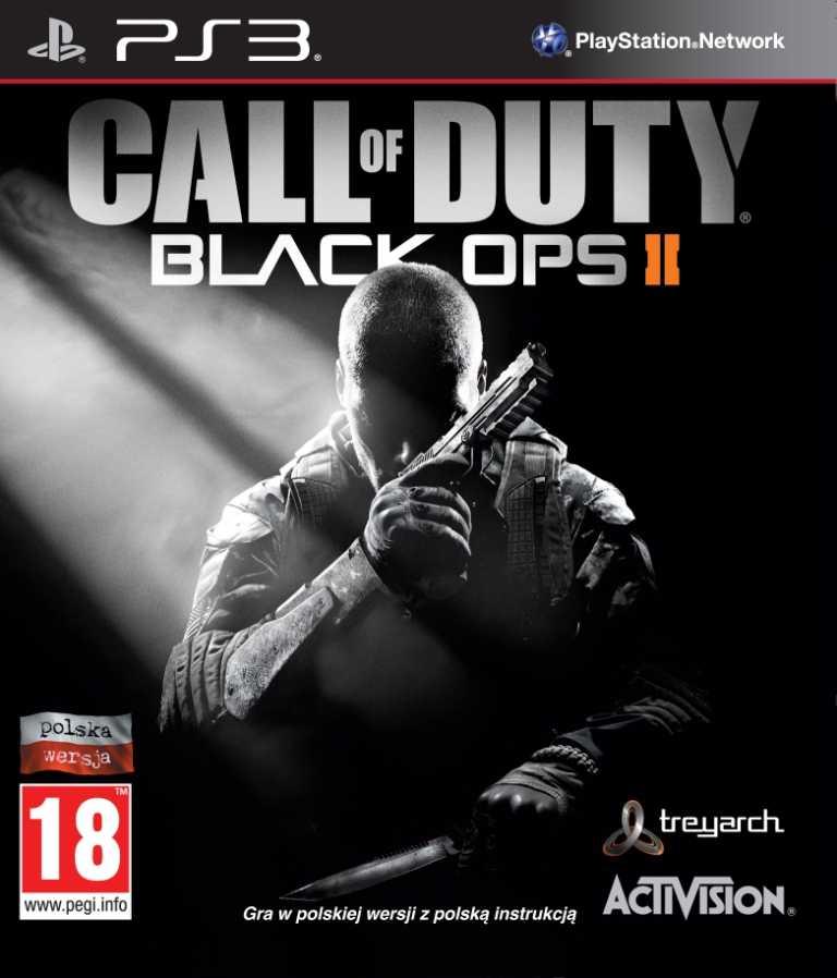 Call of Duty: Black Ops II (PS3) + Figurka