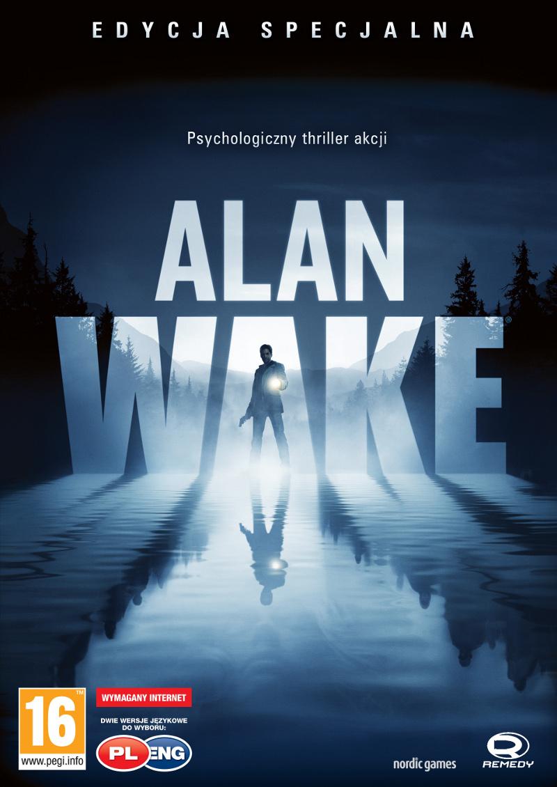 Alan Wake (PC) PL Edycja Specjalna