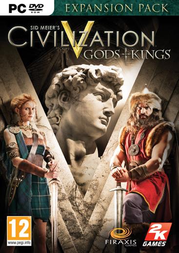 Sid Meier's Civilization V Bogowie i Królowie (PC) PL klucz Steam