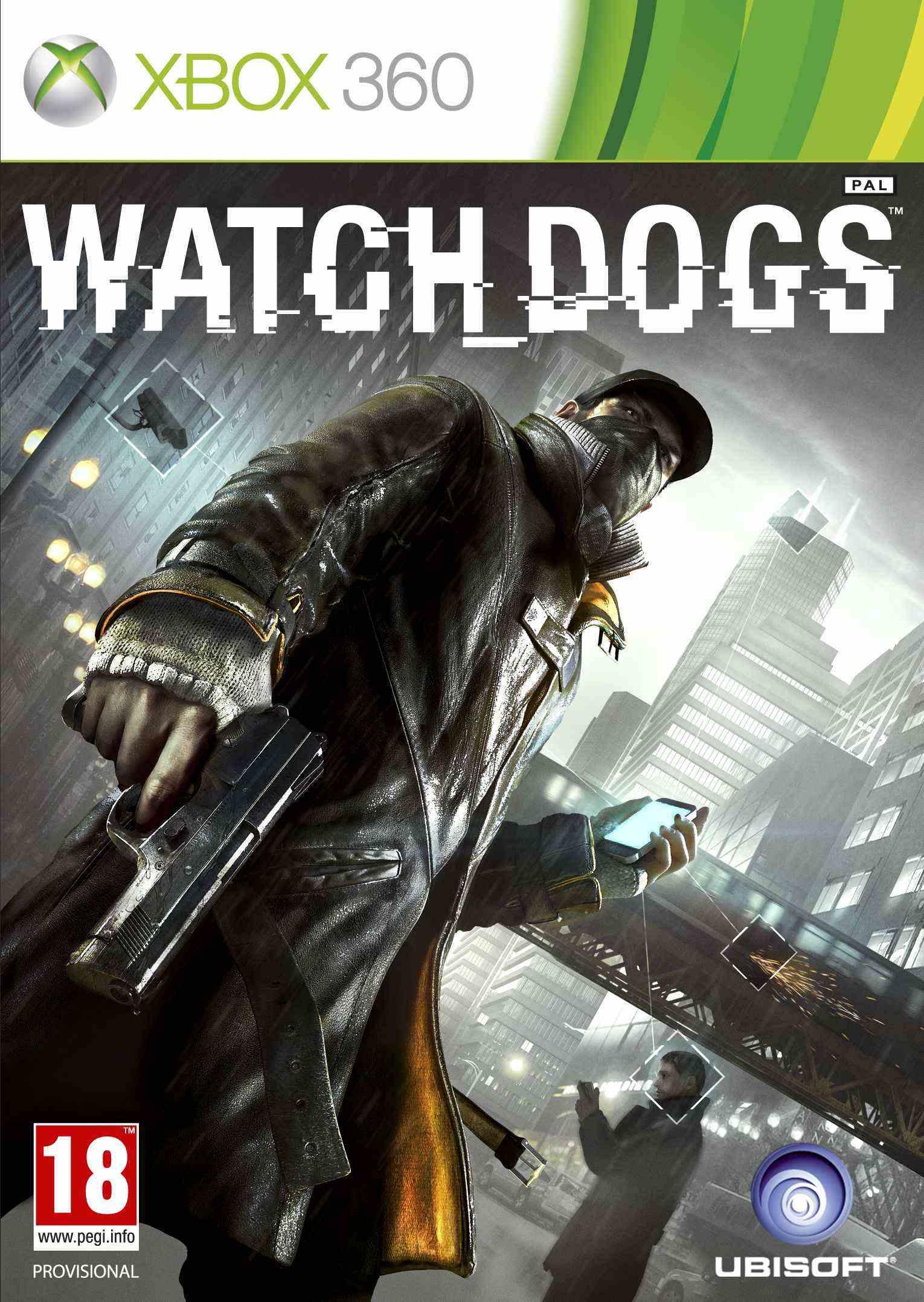 Watch Dogs (X360)