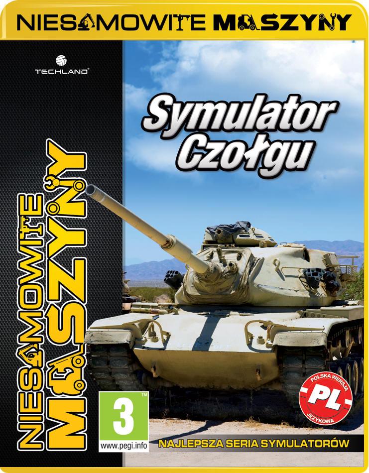 Niesamowite Maszyny - Symulator Czołgu (PC) PL