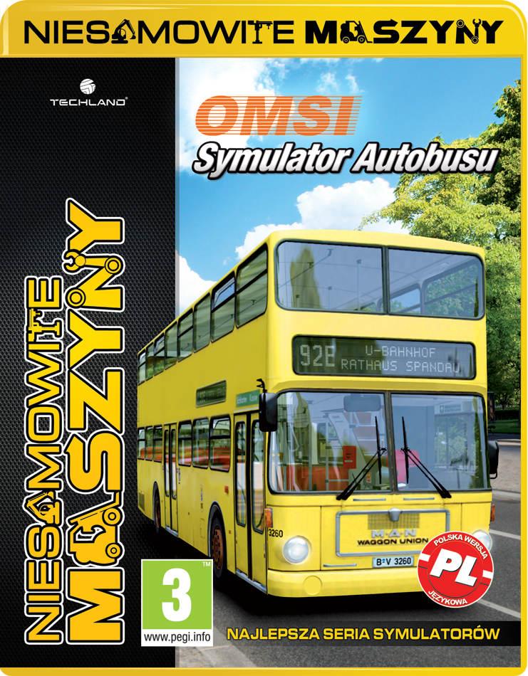 Niesamowite Maszyny - OMSI Symulator Autobusu (PC) PL