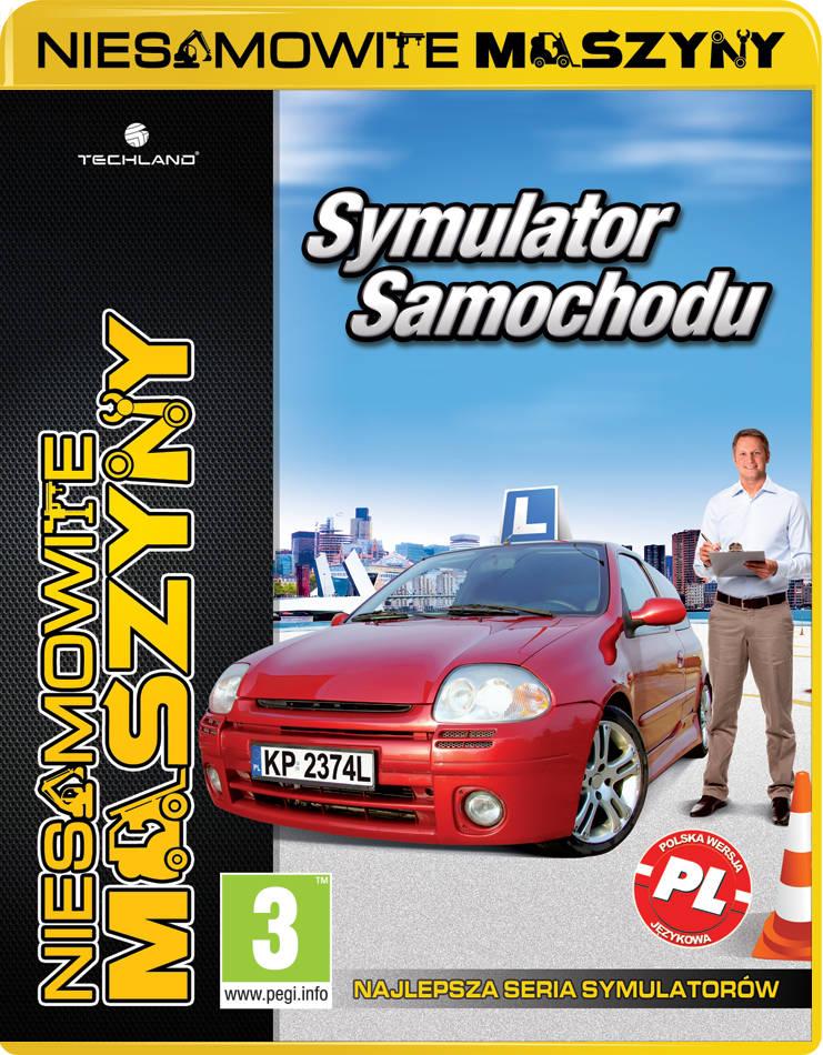 Niesamowite Maszyny - Symulator Samochodu (PC) PL