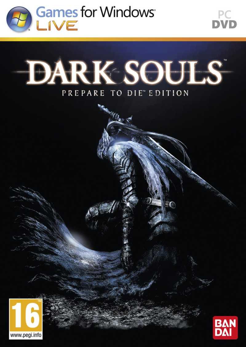 Dark Souls (PC) PL Prepare To Die Edition DIGITAL