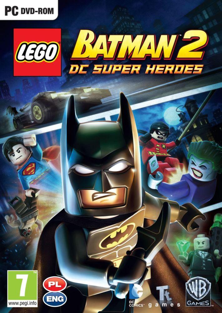 LEGO Batman 2 (PC) PL
