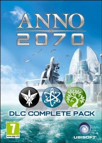 Anno 2070 - DLC Tajemnicza Błękitna Głębia (PC) PL DIGITAL