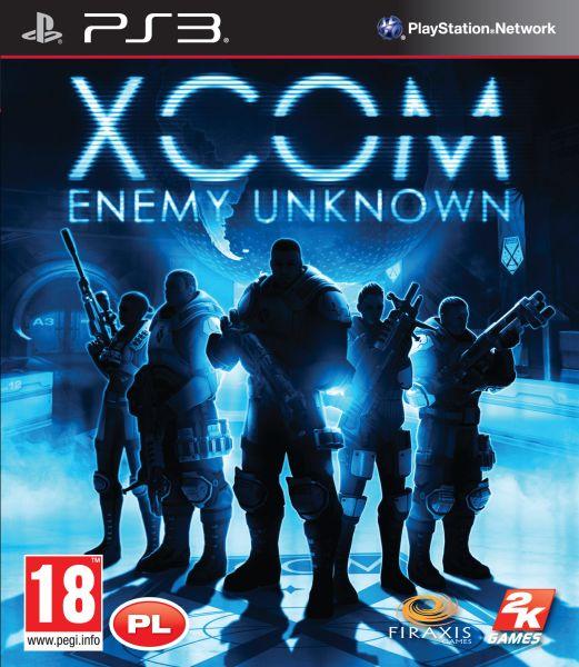 XCOM: Enemy Unknown (PS3) PL